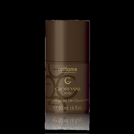 Oriflame Giordani Man Anti-perspirant 24H Deodorant