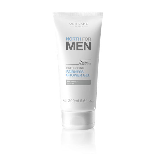 Oriflame North For Men Fairness Shower Gel
