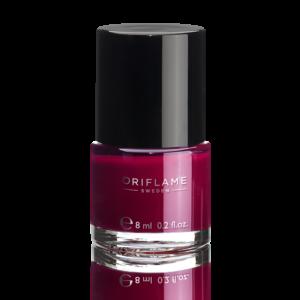 Oriflame Pure Colour Nail Polish Colour Berry Intense