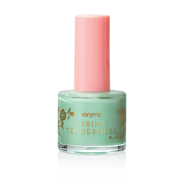 Very Me Metallic Nail Polish Shades: Oriflame Very Me Spring Tenderness Nail Polish , Shade