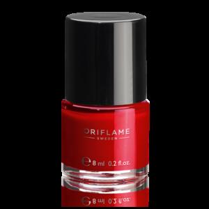 oriflame pure colour nail polish Colour - Red Classic