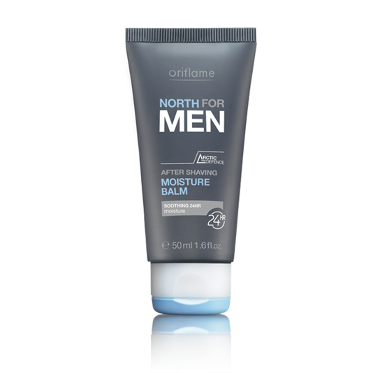 North For Men After Shaving Moisture Balm by Oriflame