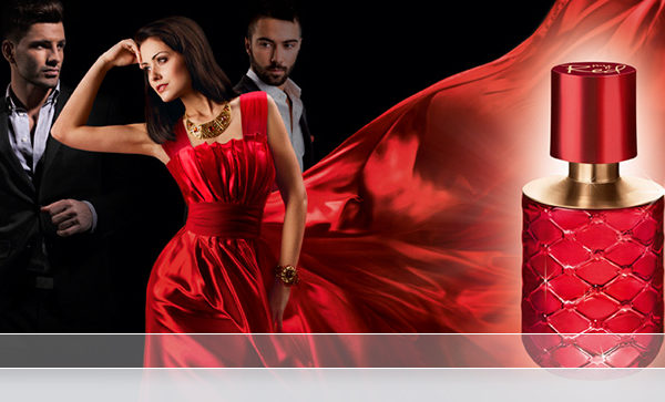 my red perfume by demi moore oriflame