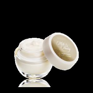 Oriflame Milk and Honey Gold Night Cream