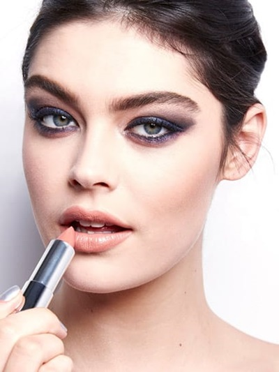 smokey eyes with oriflame 2