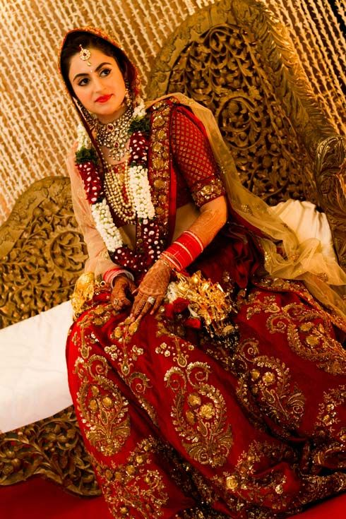 Look Slim in Indian Dress 4