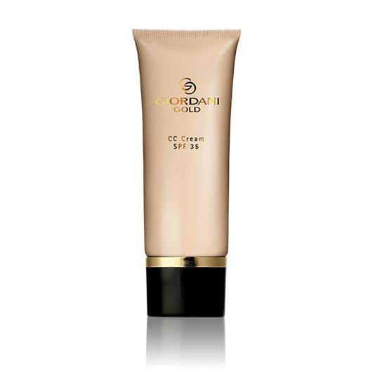 Oriflame Giordani Gold CC Cream SPF 35 - Light